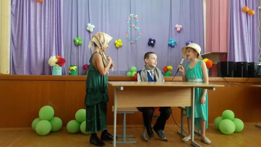 Конкурсы на 8 Марта, начальная школа