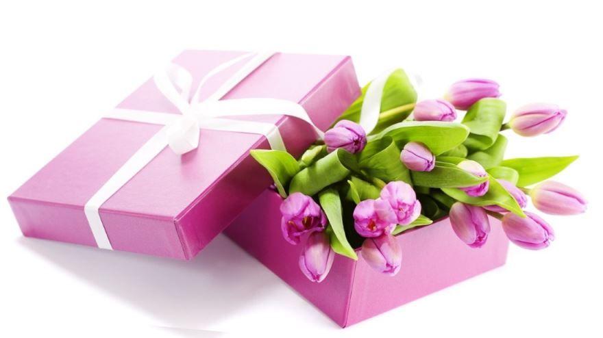 Подарок жене на 8 Марта