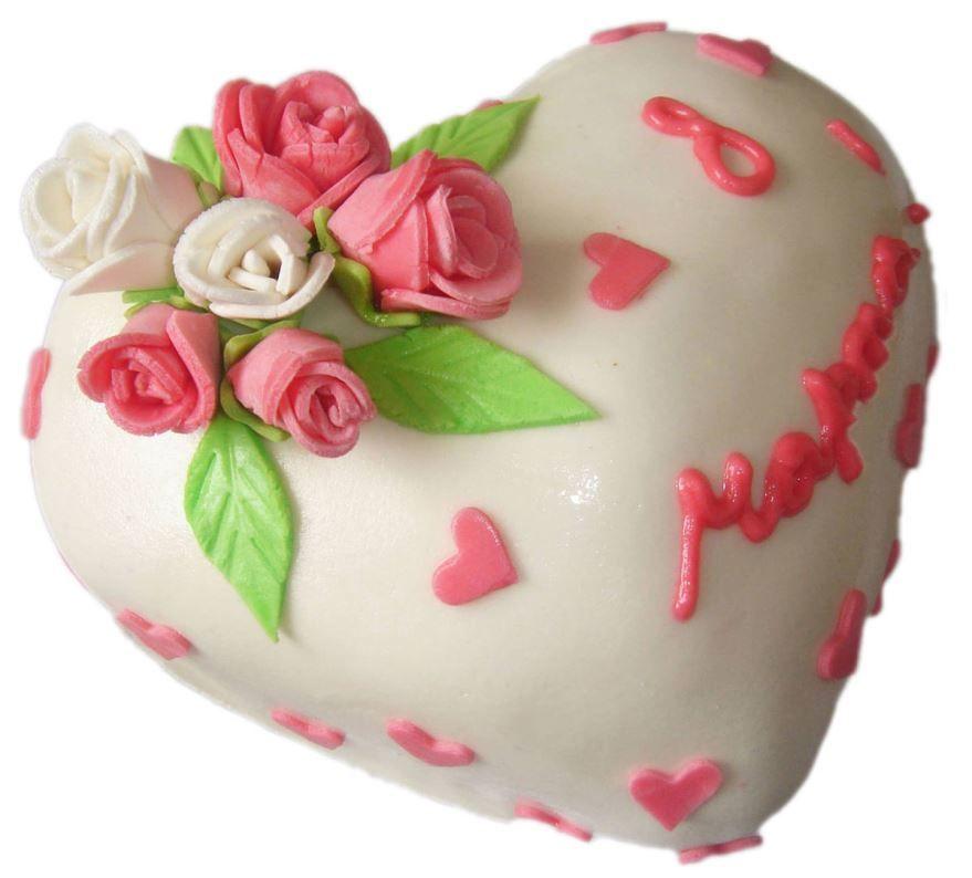 8 Марта сделали торт для мамы