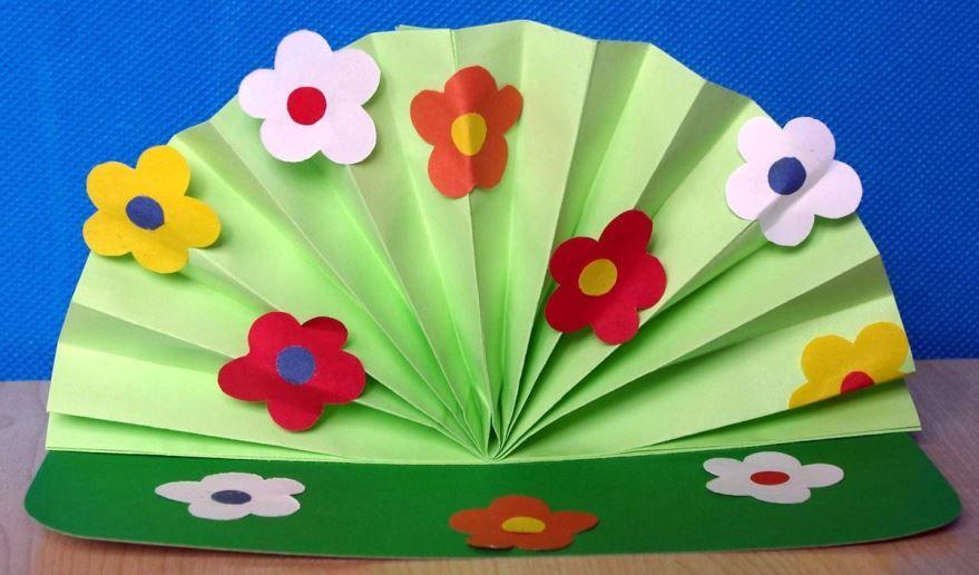 8 Марта детский сад, подарок маме