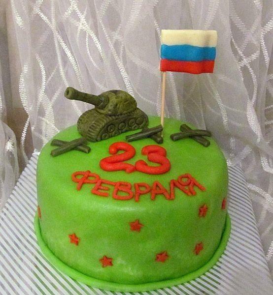 Оригинальный подарок торт на 23 февраля, мальчикам