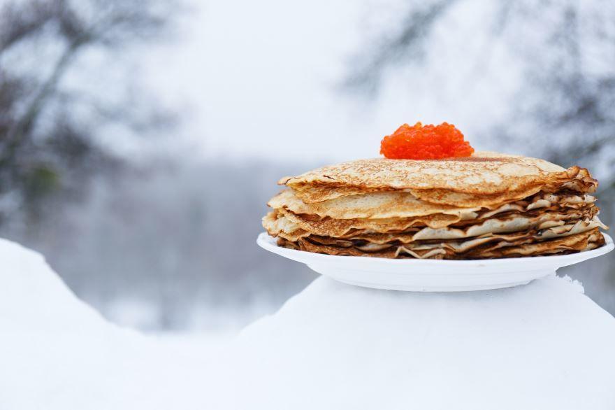 Праздники в России - Масленица