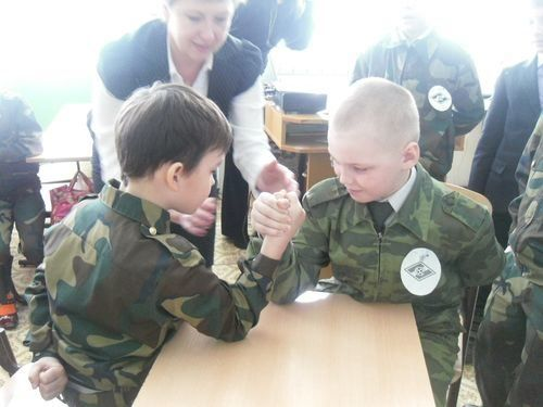 Поздравление с 23 февраля в школе, конкурсы