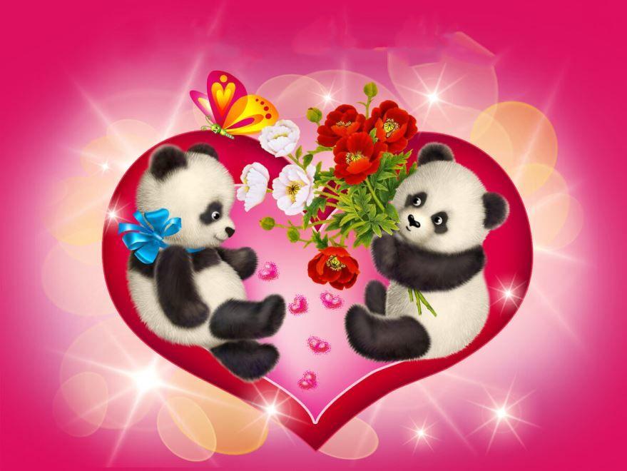 День Святого Валентина, картинки
