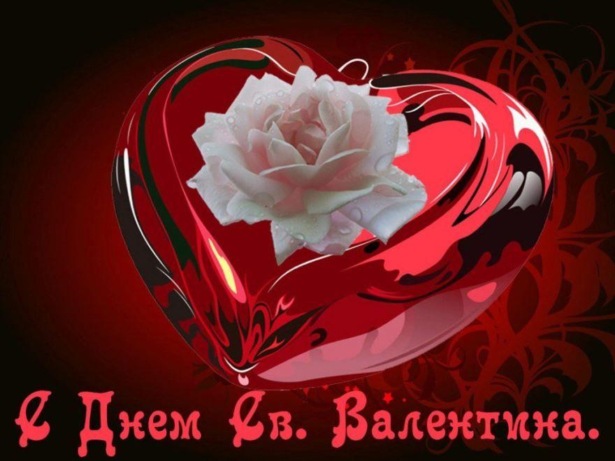 День Святого Валентина праздник, картинка