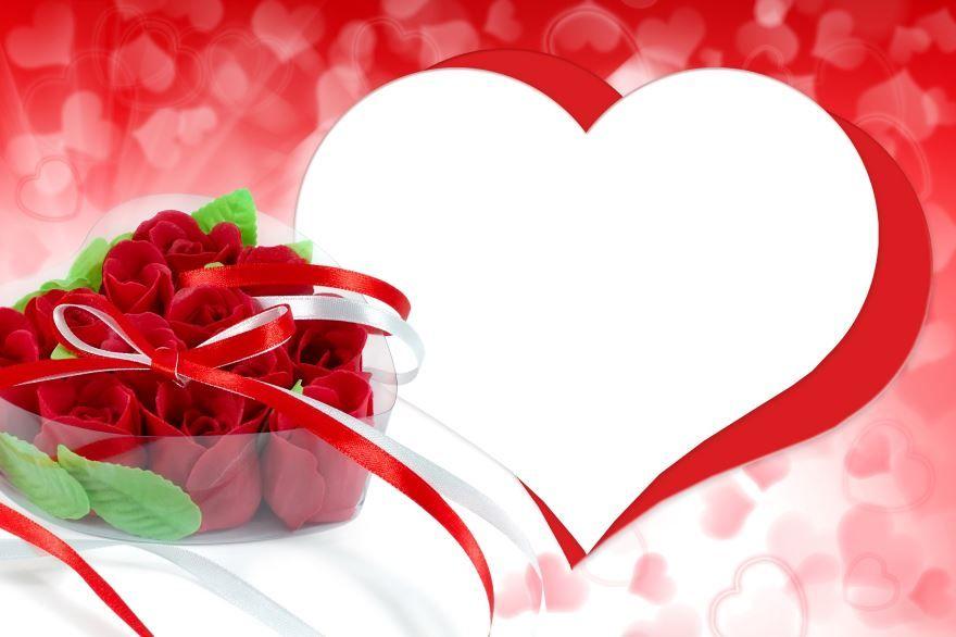 С днем Святого Валентина друзьям
