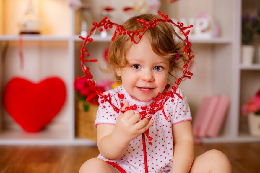 С днем Святого Валентина, фото