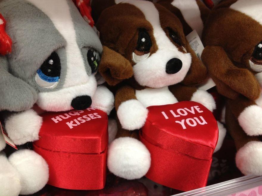 Подарок на день Святого Валентина, девушке