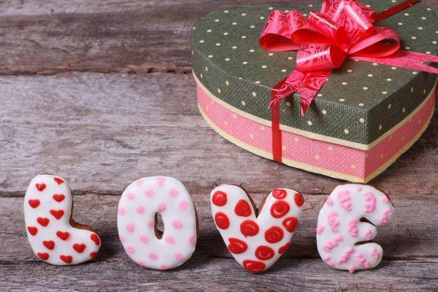 Подарок Валентину на день Святого Валентина