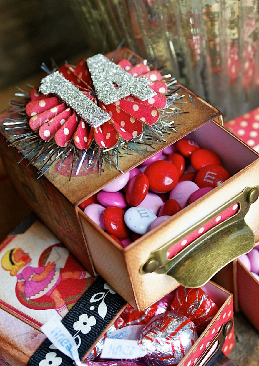 14 февраля, день Святого Валентина подарки