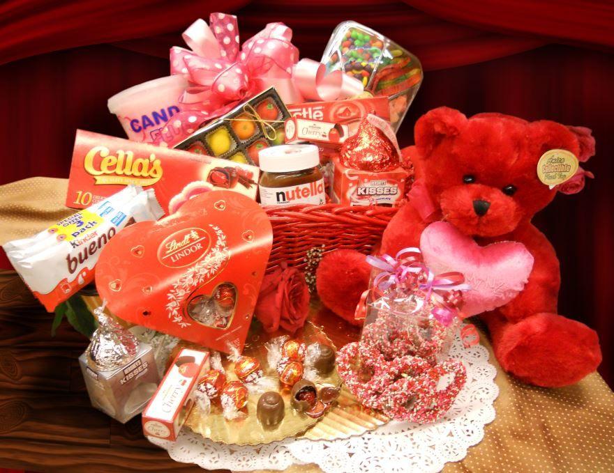 Идеи подарков на 14 февраля, день Святого Валентина