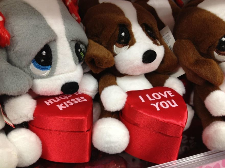Подарки на день Святого Валентина, 14 февраля