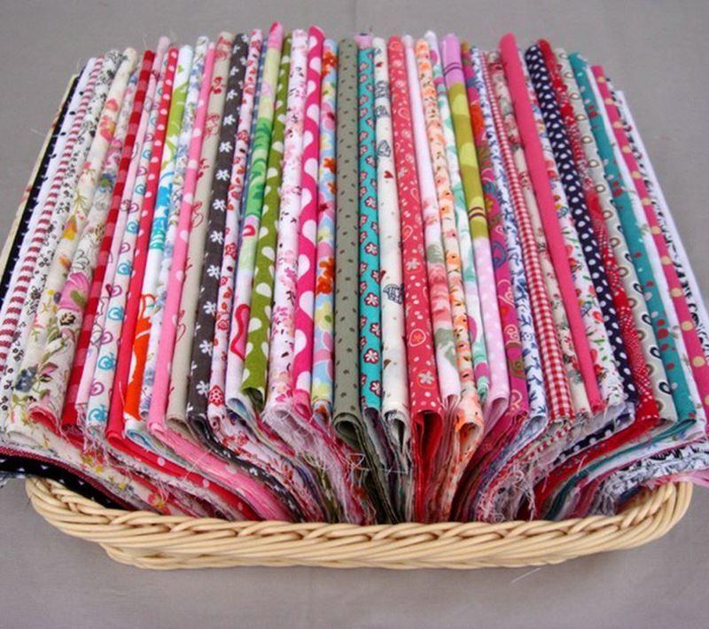 Подарок бабушке - материал для шитья