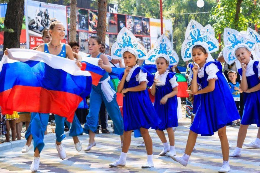 Фото с днем России, скачать бесплатно