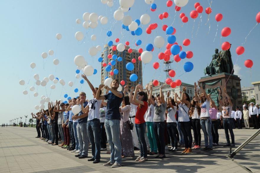 Фото с днем России - 12 июня