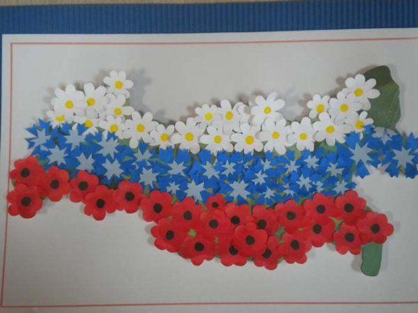 День России, своими руками поделки