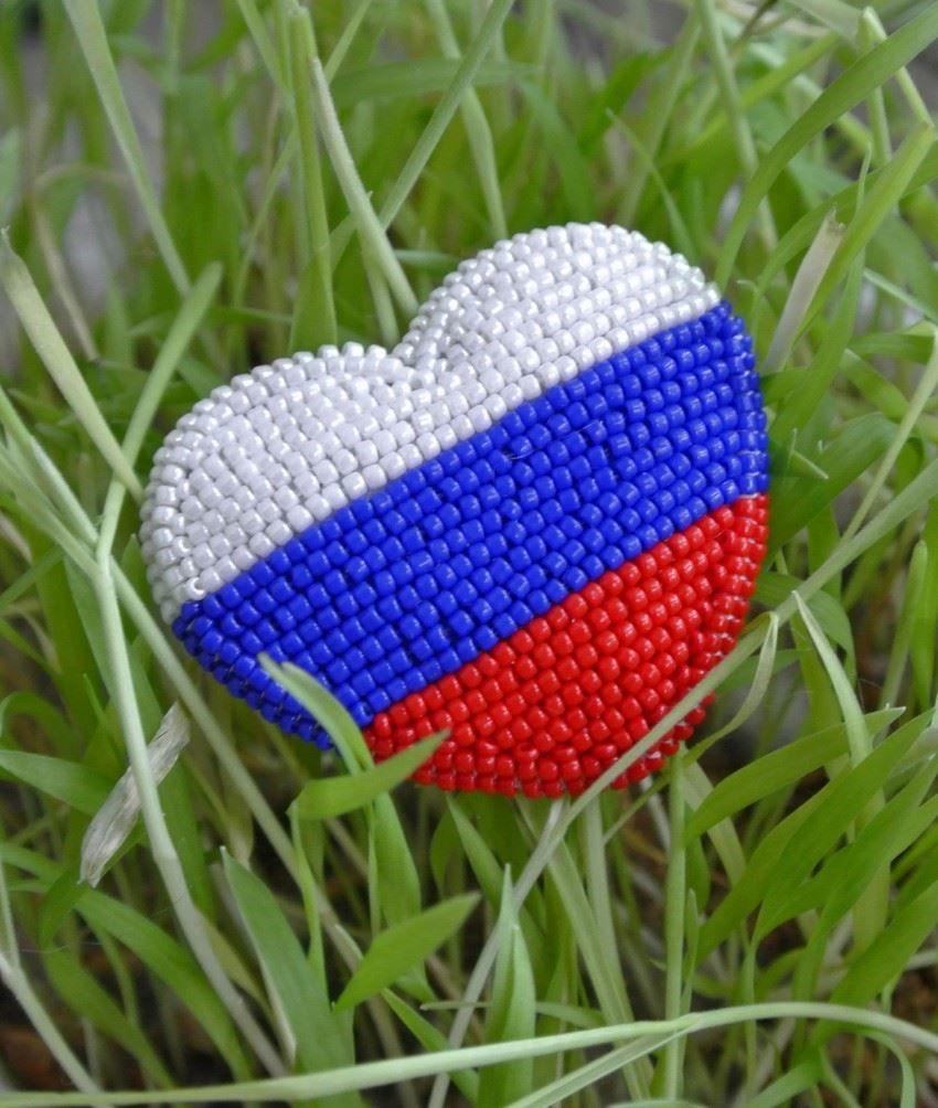 Подарки на день России, своими руками