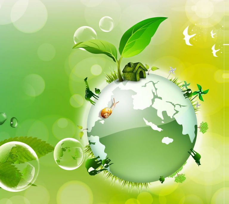 Открытки с днем эколога 2020