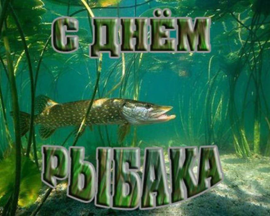 Картинки с днем рыбака, бесплатно