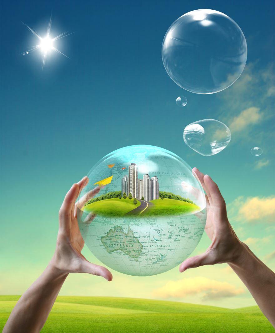 Красивая картинка С Днем эколога
