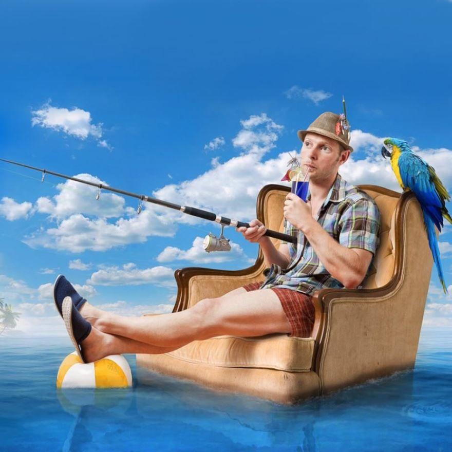 Какого числа день рыбака в 2019 году - 14 июля