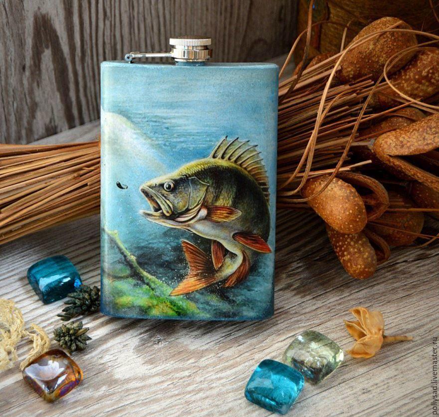 Подарок мужчине рыбаку на день рождения
