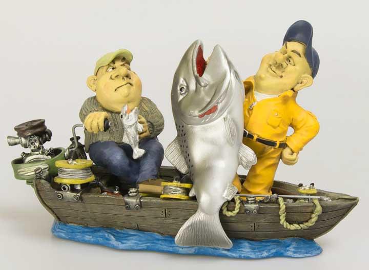 Подарок другу рыбаку на день рождения