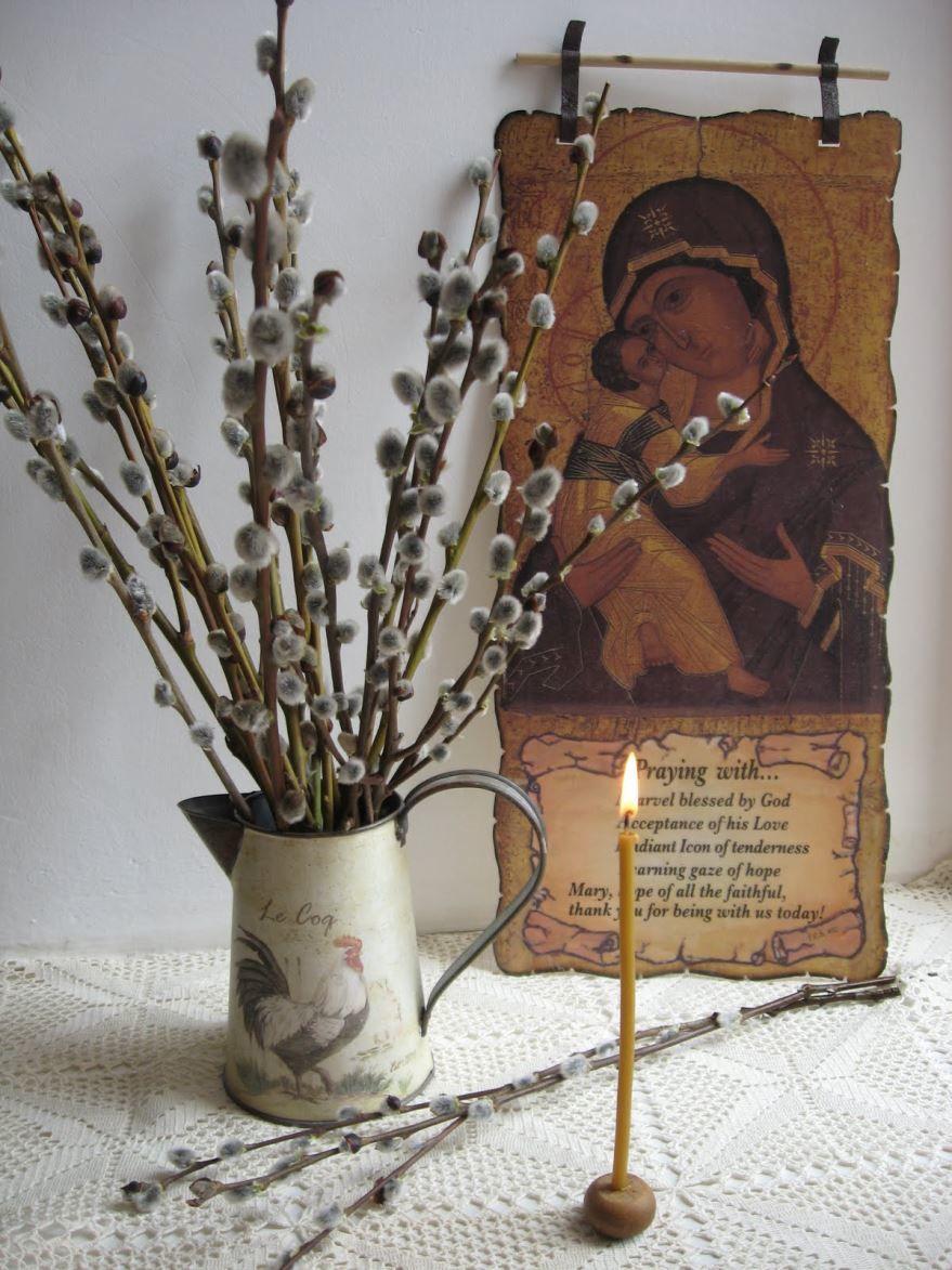 Вербное воскресенье православный праздник
