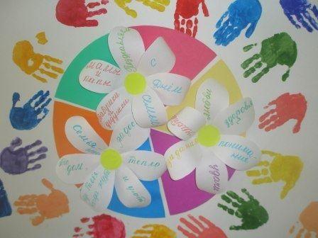 Поделки своими руками день семьи, любви и верности в доу