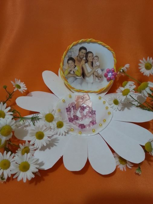 Поделки день семьи, любви и верности в доу