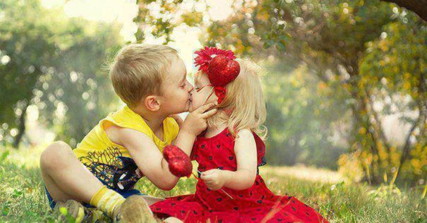 Скачать с днем поцелуев бесплатно, картинку