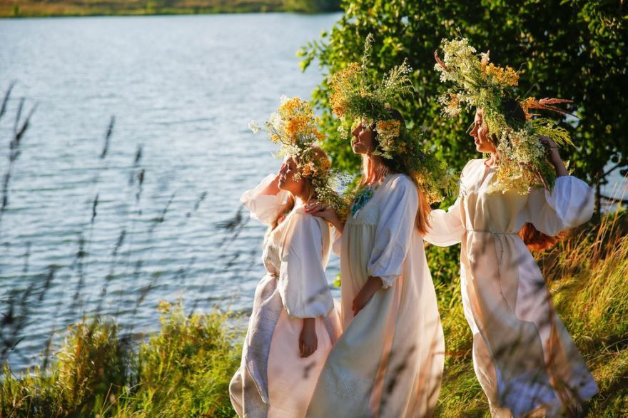 7 июля - день Ивана Купала, картинки