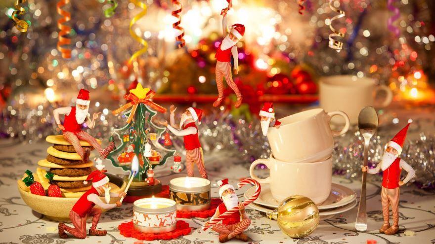 Новый год картинки красивые, новогодние