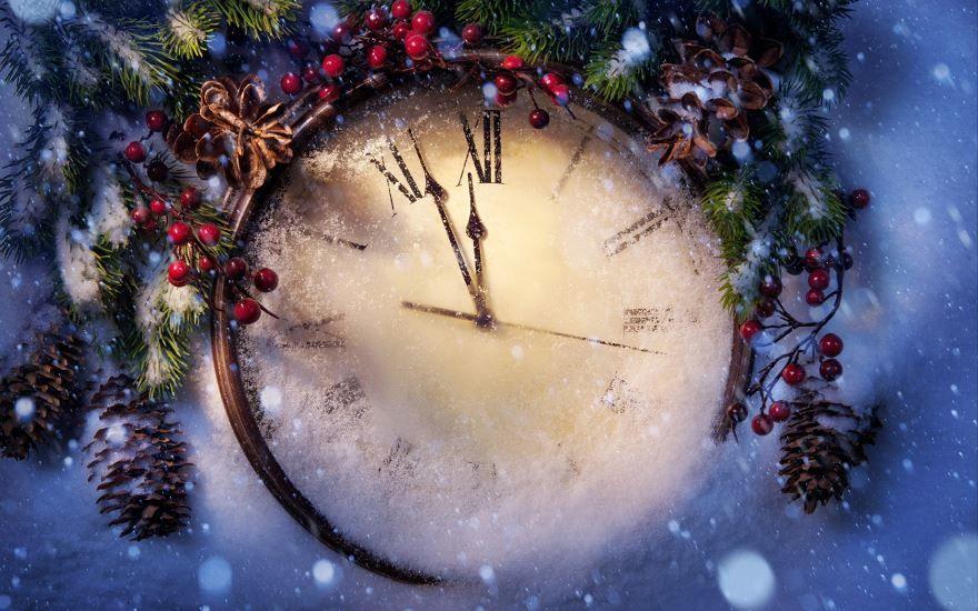 Картинка зима, Новый год, скачать бесплатно