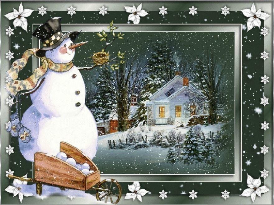 Картинки на Старый Новый год, бесплатно