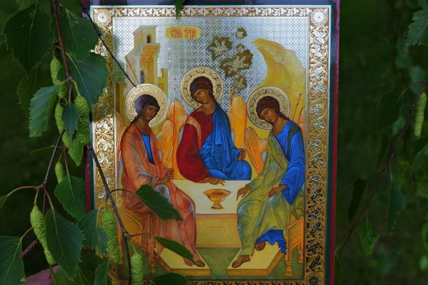 16 июня - день Святой Троицы