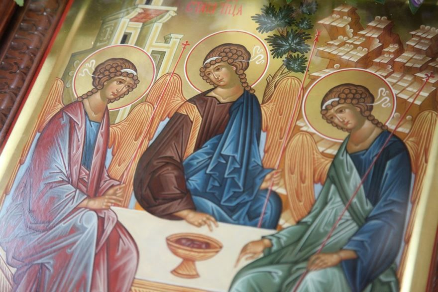 Праздник 16 июня - день Святой Троицы