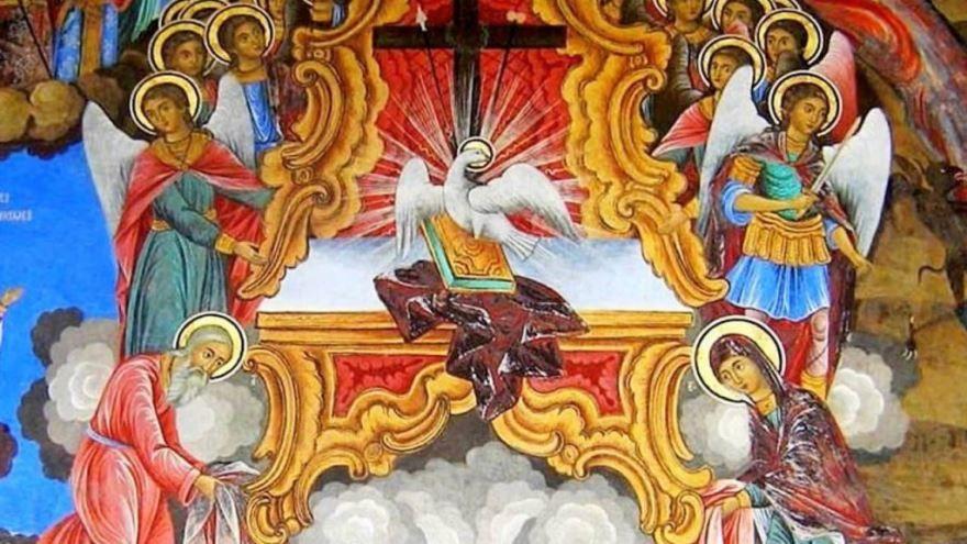 8 июня 2020 года какой  праздник церковный - день Святого духа