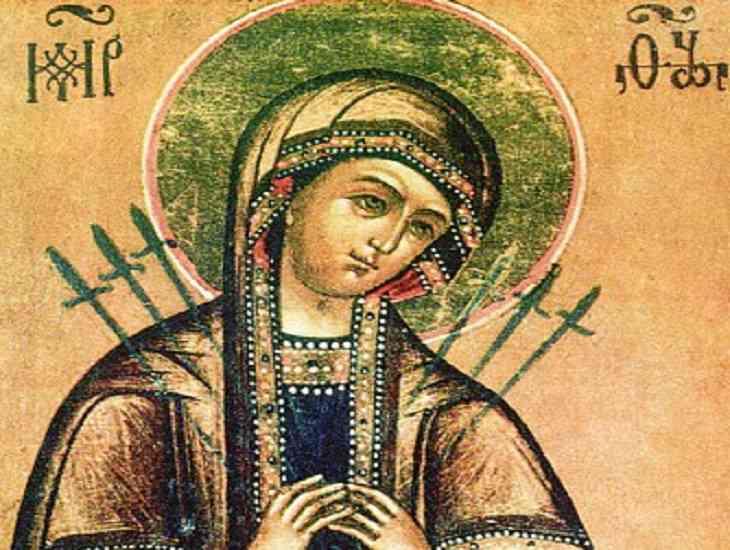 23 июня церковный праздник - день всех Святых