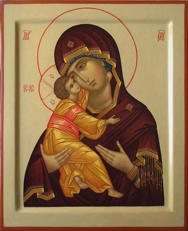 3 июня праздник - памяти Владимирской иконы Божьей матери