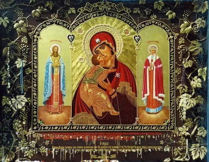 3 июня 2021 года какой праздник в России - памяти Владимирской иконы Божьей матери
