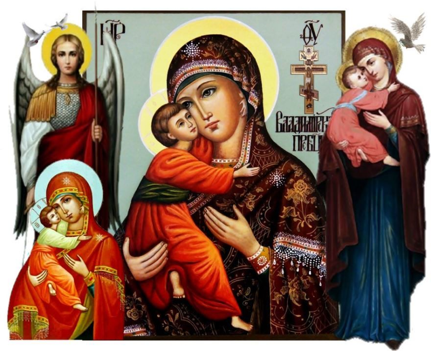 Какой церковный праздник 3 июня - памяти Владимирской иконы Божьей матери