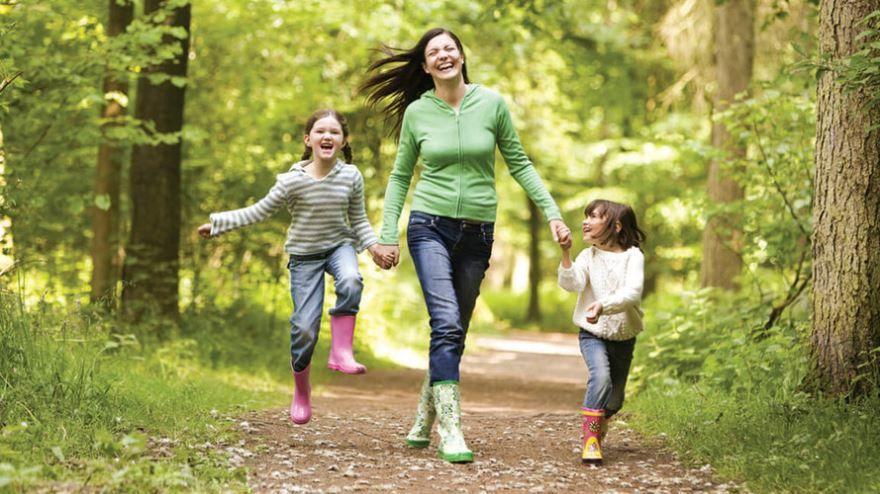 Международный день прогулки - 19 июня