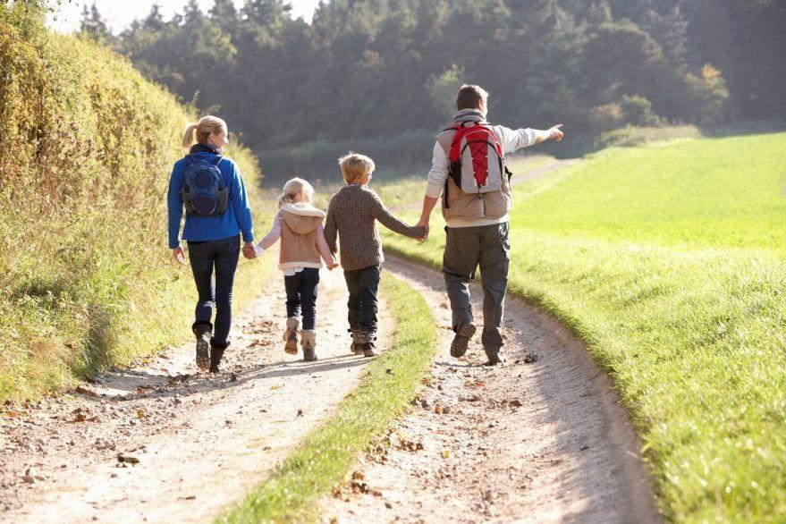 19 июня праздник - Международный день прогулок
