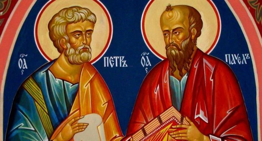 24 июня - день памяти Апостолов