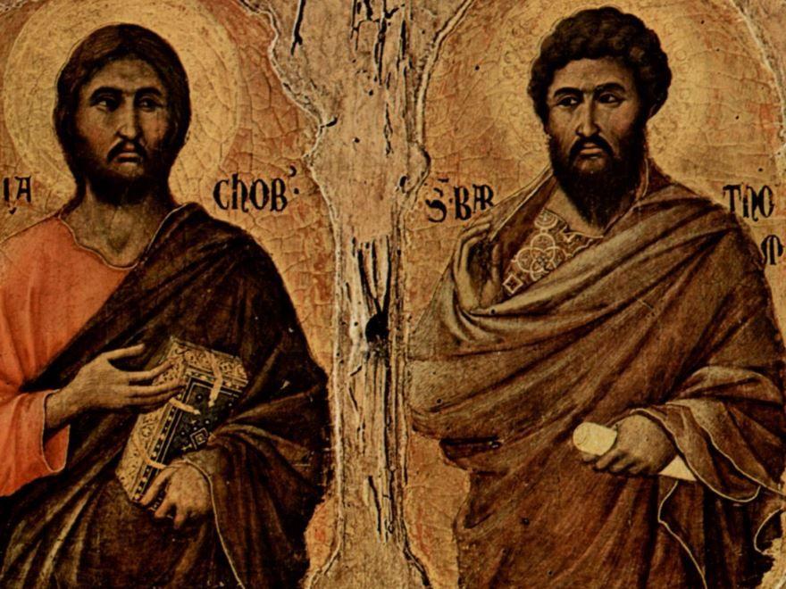 24 июня церковные праздник - день памяти Апостола