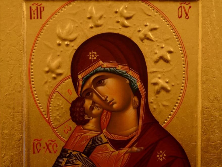 3 июня церковные праздник -  памяти Владимирской иконы Божией матери