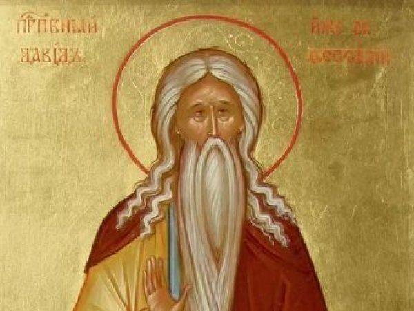 Православный праздник 9 июля - Давид земляничник