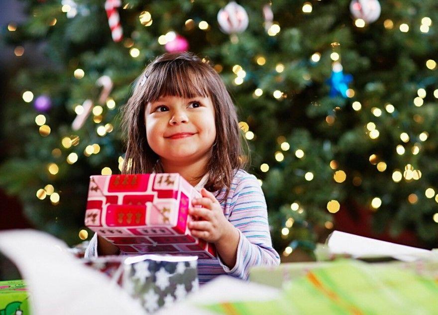 Подарок девочке Новый год идеи ребенку