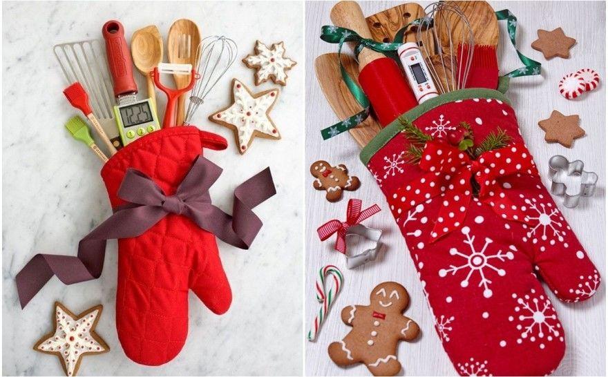 Идеи подарков Новый год мужчине своими руками